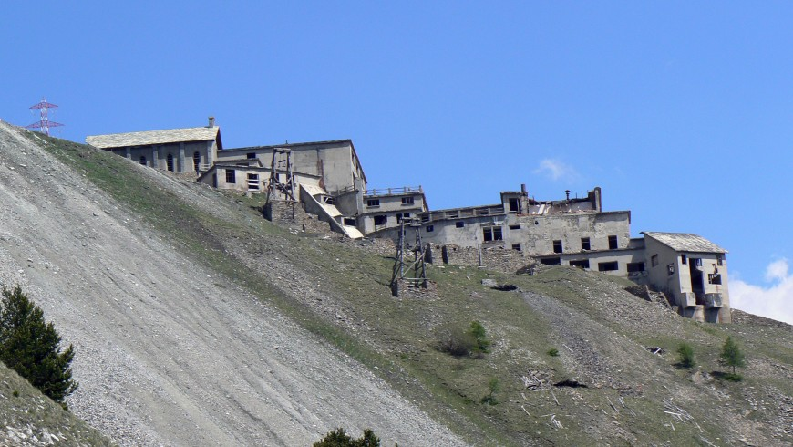 Ancient mines of Cogne, Gran Paradiso Park