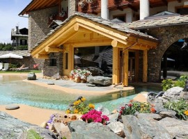 Ecohotel in Cogne
