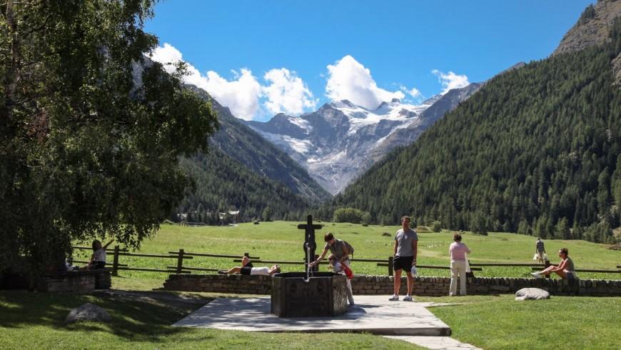 meadows of Sant'Orso