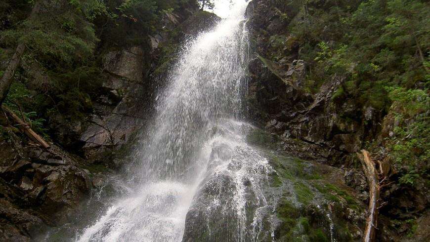 Rohacsky waterfalls