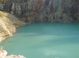 Natural pool Benatina