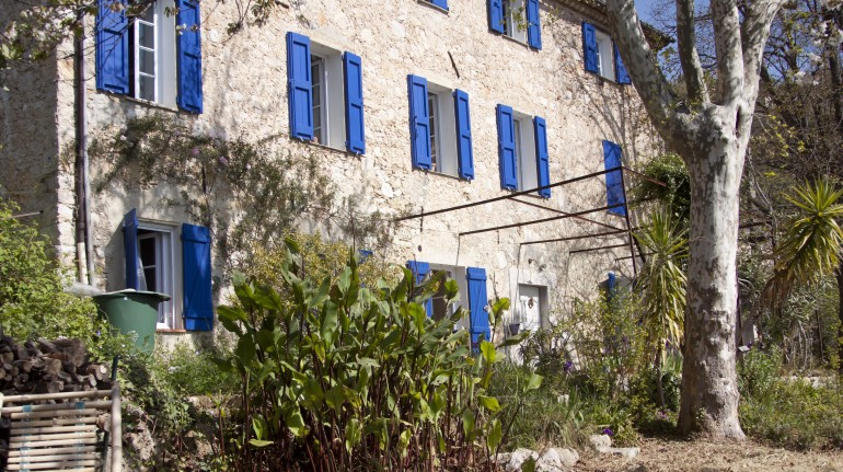 Ecohotels in Alpes-Maritimes