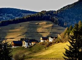 Dolomites landscapes