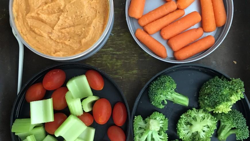 Vegetable healthy food