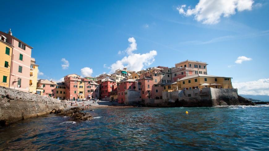 Genoa as you've never seen it