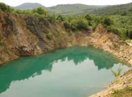 Benatina, one of the best natural pools in Slovakia