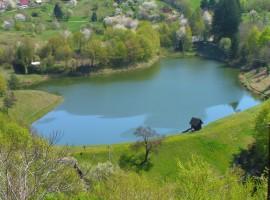 Tajchy natural pools
