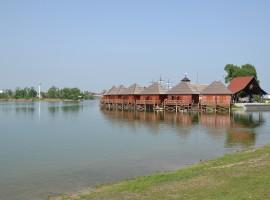 Slnecne jazera Senec natural pools
