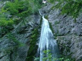 Sutovo waterfall