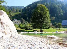 Glampin in Makek Slovenia
