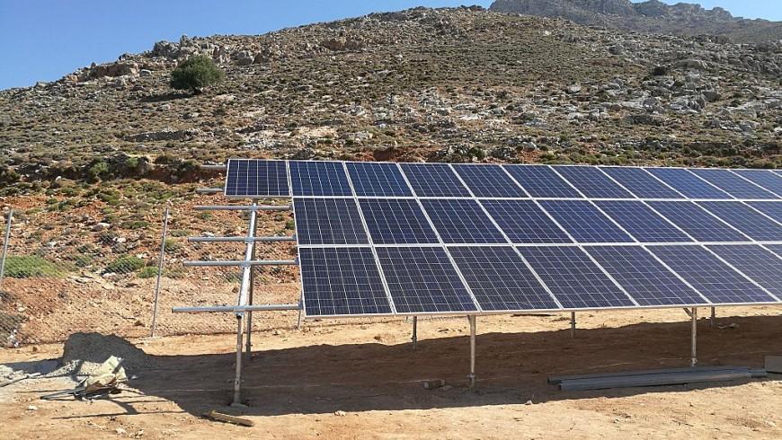 Tilos solar power