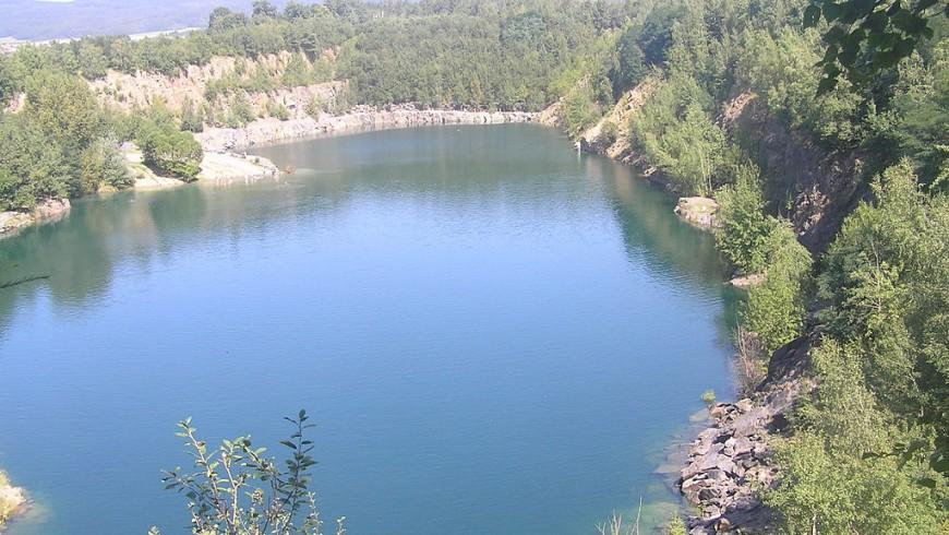 Vykleky lake