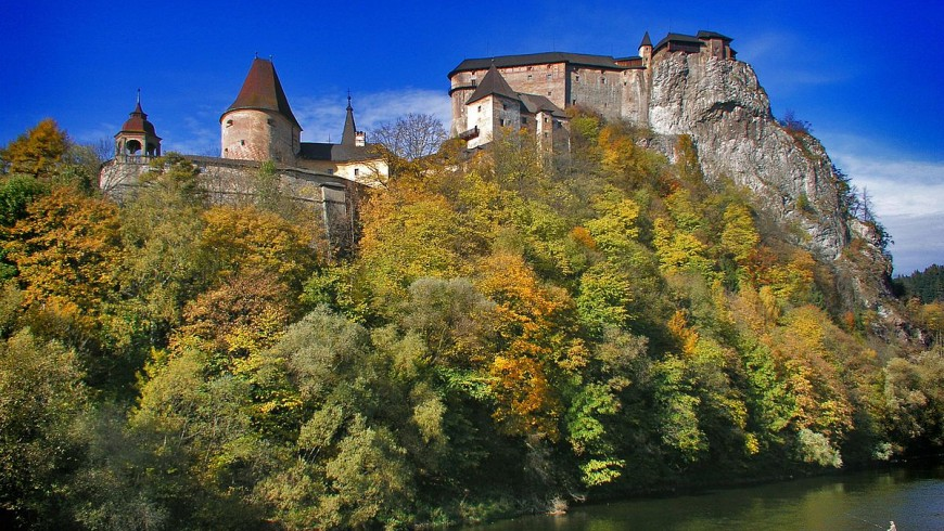 Orava, one of the most beautiful castles in Slovakia