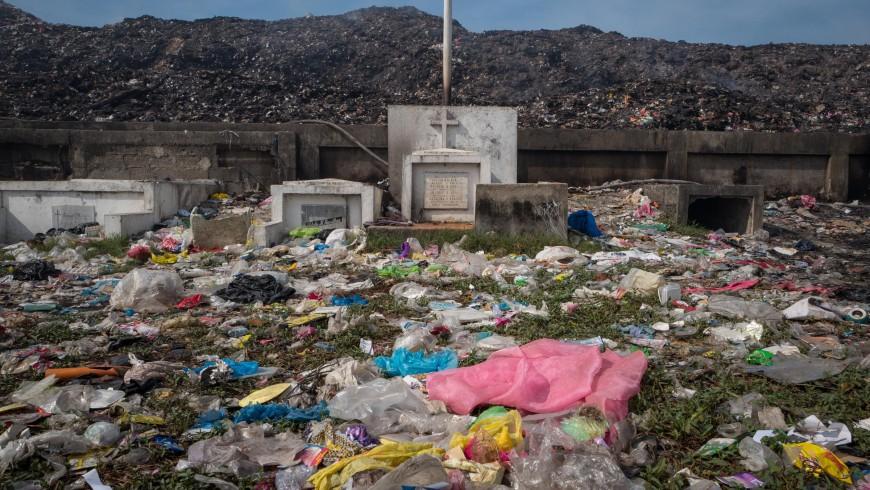 Plastic all around us