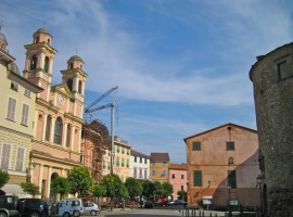 Varese Ligure, the pearl of Val di Vara