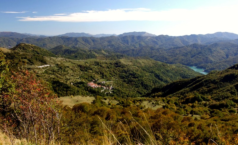 Stura Valley and Beigua Park: the nature of Liguria