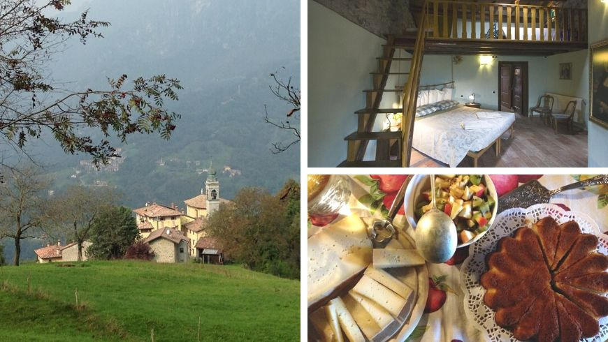 Ecobnb in Brembana Valley