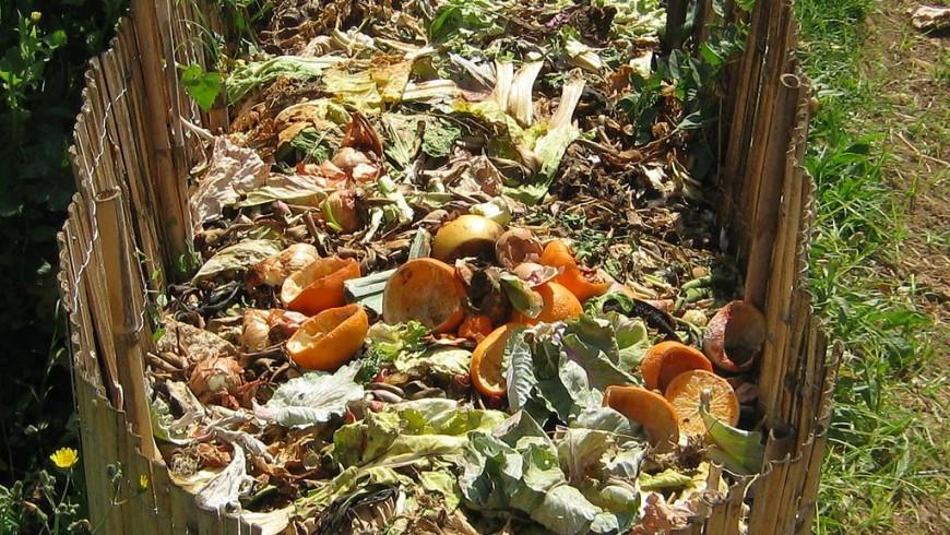 Compost zero-waste