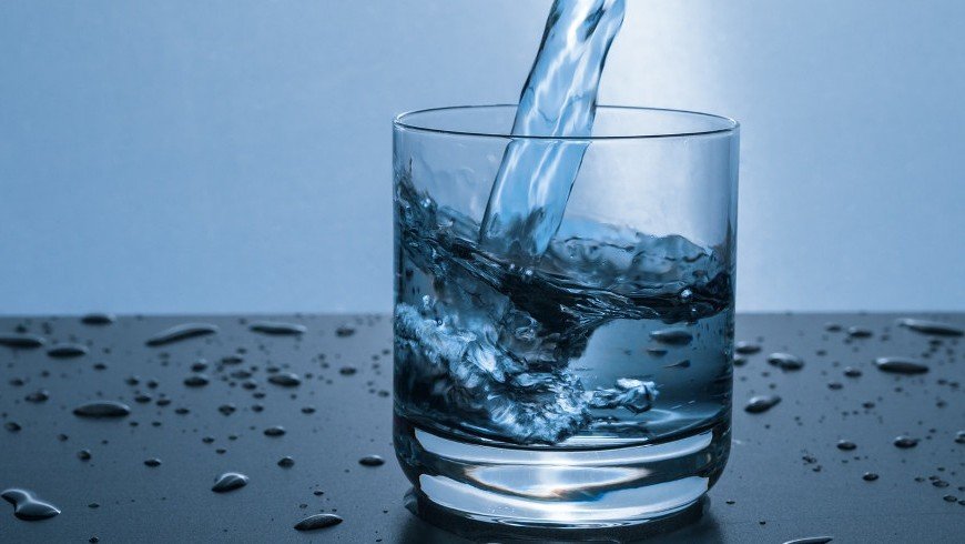 Plastic in drinking water