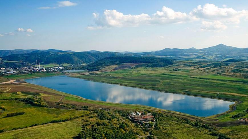 Milada lake