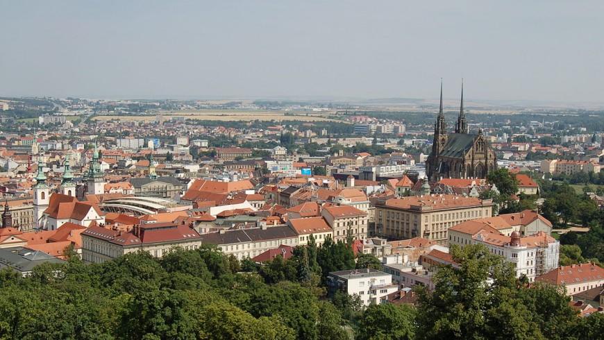 Brno itineraries