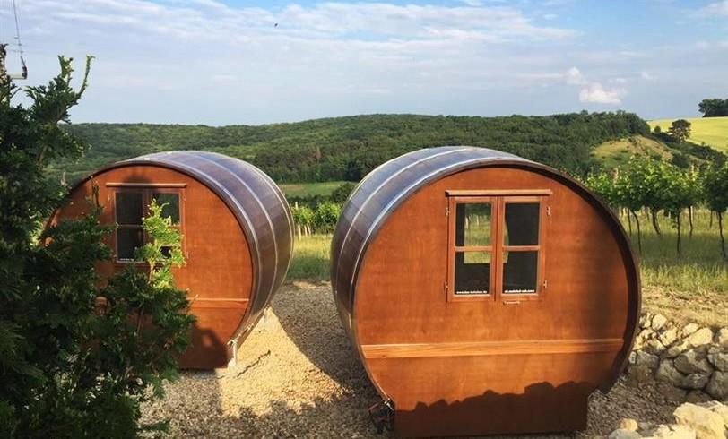 Barrels accommodation