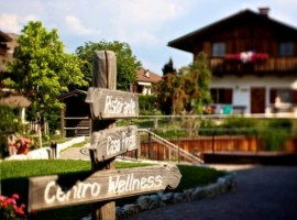 A holiday by electric car in Italy: Pineta Natural Chalet
