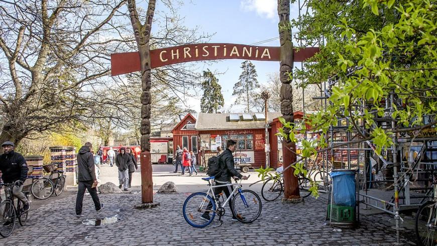 christiania, Denmark