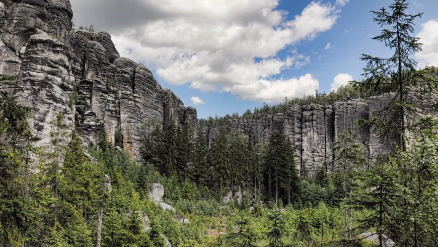 Rock Towns, Czechia