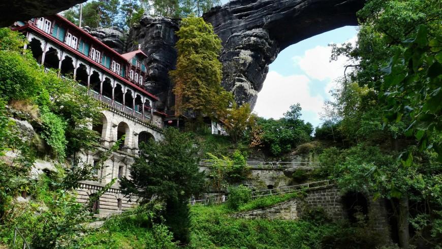 Bohemian Switzerland, Czechia