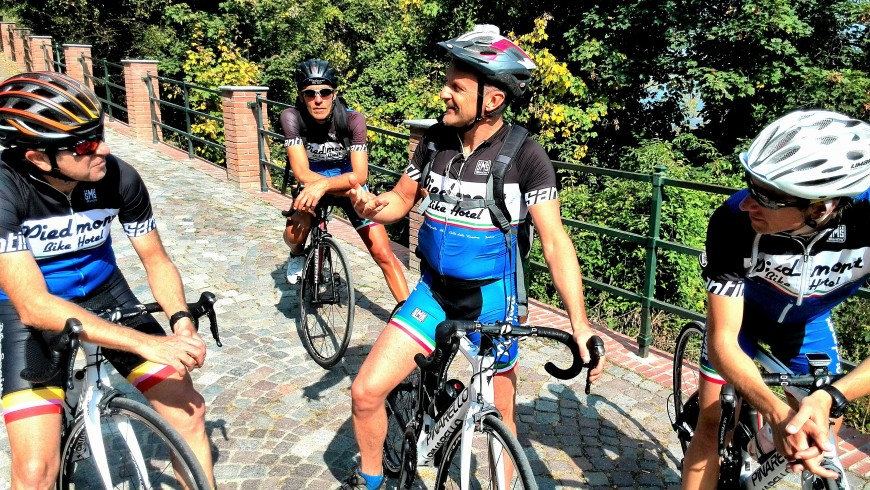 By bike from Casa Martini & Rossi to the Astronomical Observatory