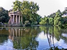 Valentine Park, Turin
