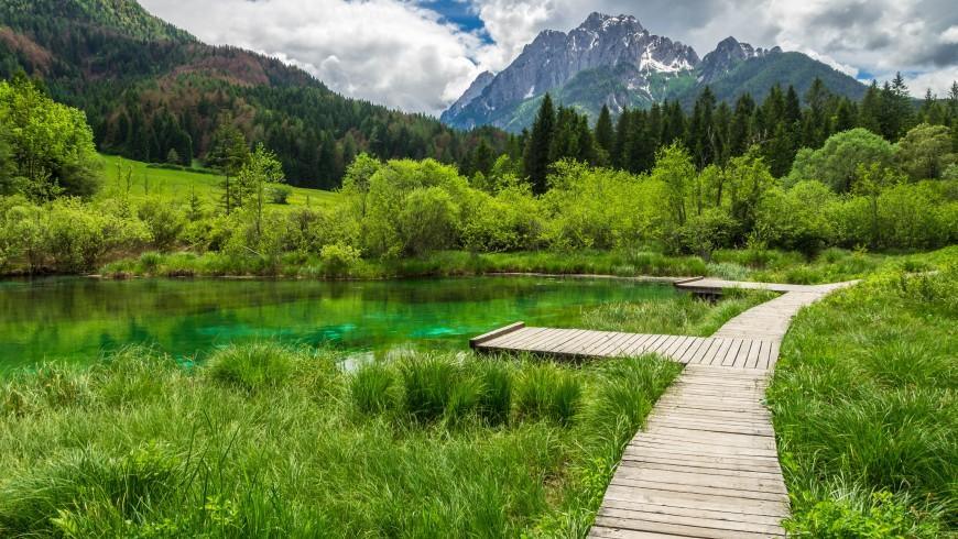 Triglav's Natural Park, Slovenia