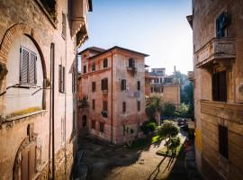 Rome, Italy, photo by Ludwig Thalheimer via Unsplash
