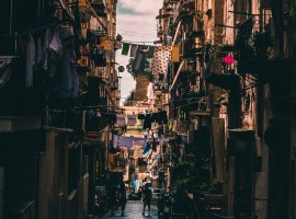 Naples, Italy, photo by Theo Roland via Unsplash