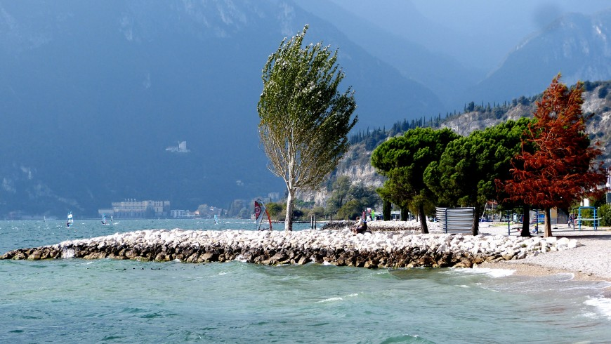 Lake Garda, photo by Mariano Mantel via flickr