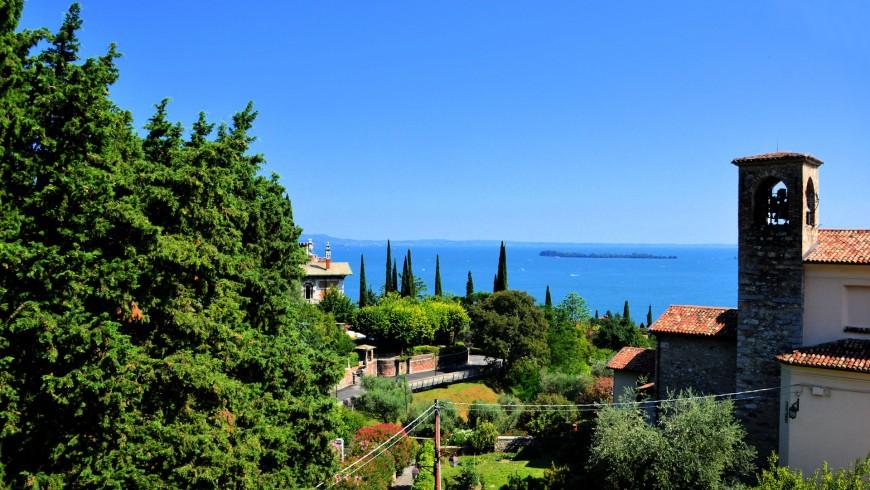 View from Casa Francesca, Lake Garda