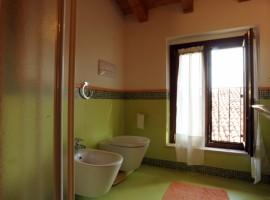 Bathroom in Casa Francesca, Lake Garda