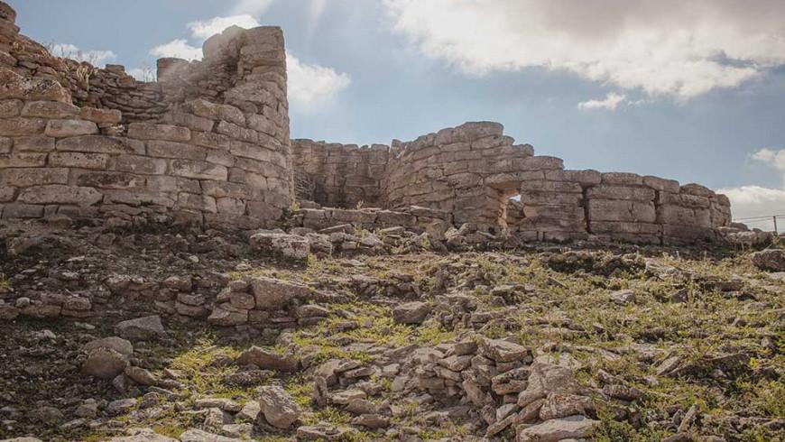 Nuraghe Su Mulinu, Villanovafranca, Sardinia, photo by Il Giardino di Valentina