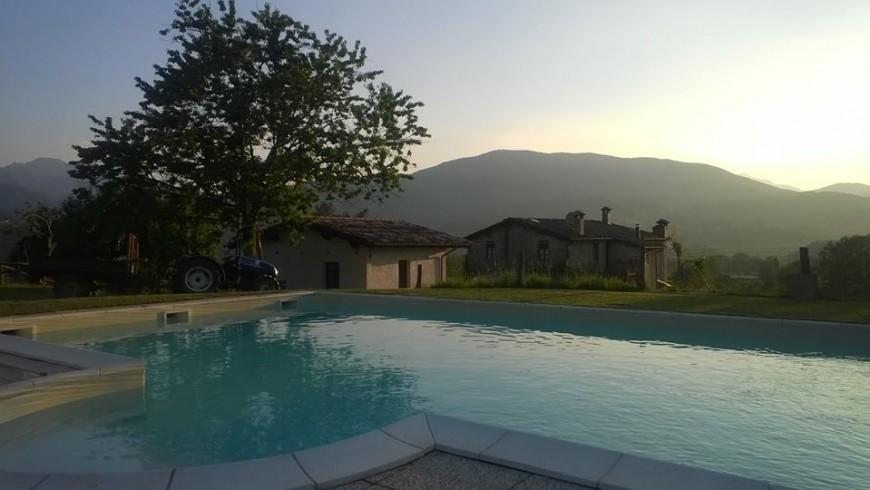 Farm in the heart of Garfagnana, Tuscany