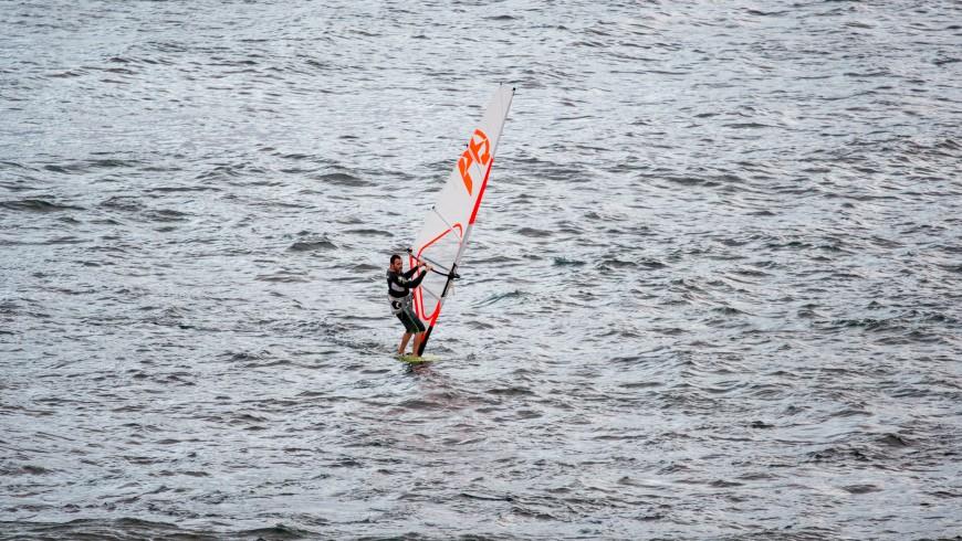 Windsurf, photo by Joshua Chai