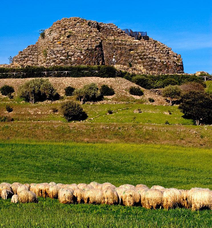Nuraghi, photo by Il Giardino di Valentina