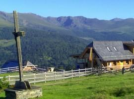 Almgasthaus Hiasl Zibenhütte, green tourist facilities