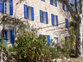 La Maison Bleue, green tourist facilities