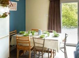 Kitchen, Cluain Cottage, Ireland, green accommodations
