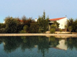 Albergo diffuso Selao da Eira, Portugal, green tourist facilities