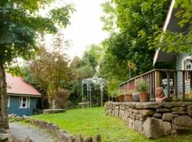 Garden, Three Towers, ireland, green tourist facilities