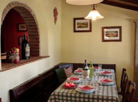 Dining room, La Prugnola, green tourist facilities