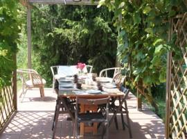 Garden, Valtidone Verde, accommodations