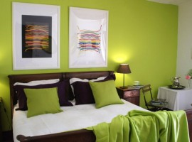 Double room, La Corte di Woodly, green vacation